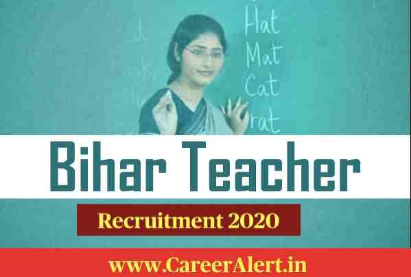 Bihar Teacher Recruitment