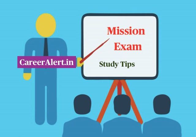 How to prepare for the exam - Study Tips