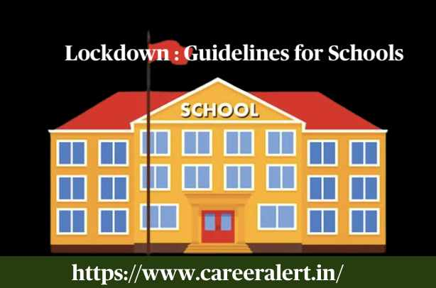 guidelines for schools