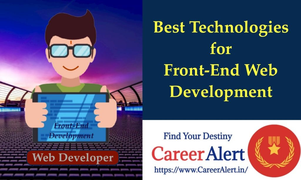 Best Technologies for Front-End Web Development in Hindi